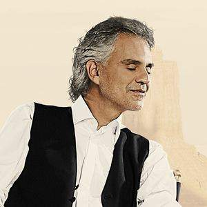 Andrea Bocelli tour tickets