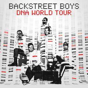 Backstreet Boys tour tickets