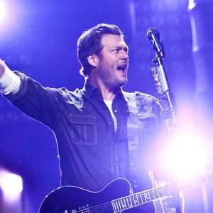 Blake Shelton tour tickets