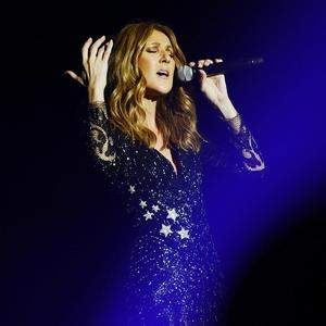 Celine Dion tour tickets