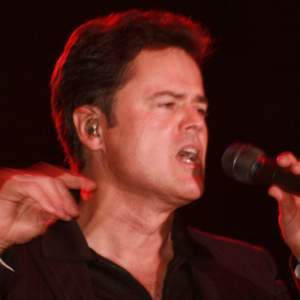 Donny Osmond tour tickets