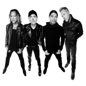 Metallica tour tickets