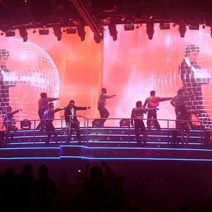 Michael Jackson tour tickets