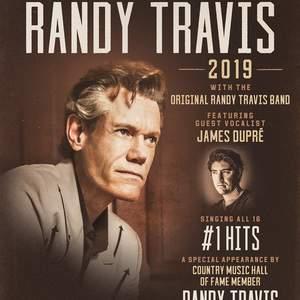 Randy Travis tour tickets