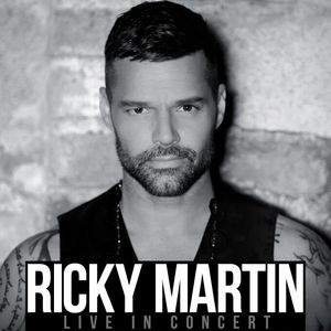 Ricky Martin tour tickets