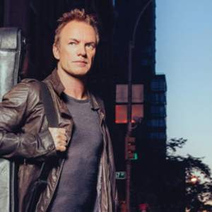 Sting tour tickets