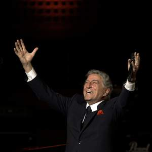 Tony Bennett tour tickets