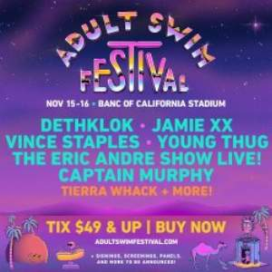 Adult Swim Festival tour tickets