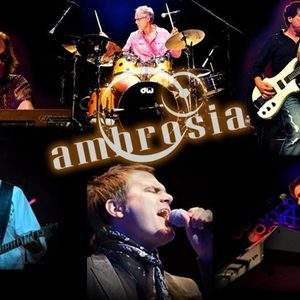 Ambrosia tour tickets