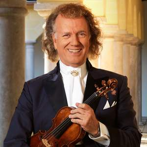 Andre Rieu tour tickets