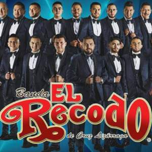 Banda El Recodo tour tickets
