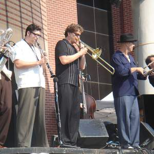 Big Bad Voodoo Daddy tour tickets