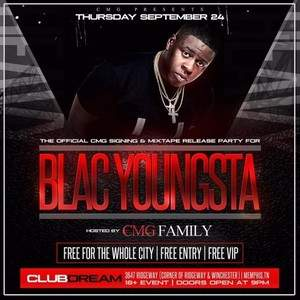 Blac Youngsta tour tickets
