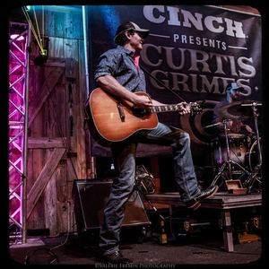 Curtis Grimes tour tickets