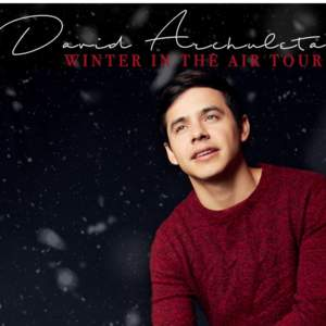 David Archuleta tour tickets
