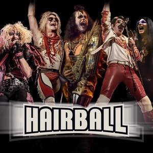Hairball tour tickets
