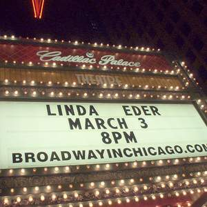 Linda Eder tour tickets