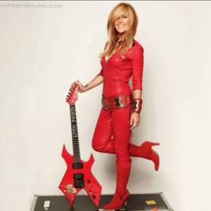 Lita Ford tour tickets