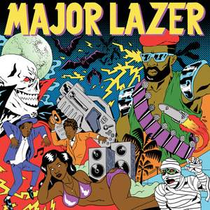 Major Lazer tour tickets
