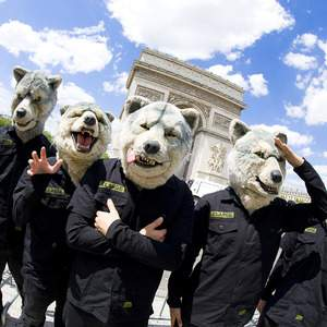 Man With A Mission tour tickets