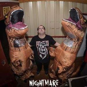 Midnight Tyrannosaurus tour tickets