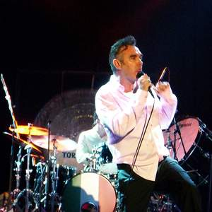 Morrissey tour tickets