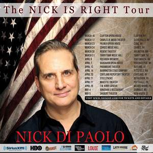 Nick Dipaolo tour tickets