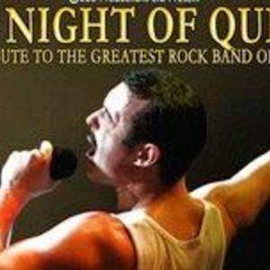 One Night Of Queen tour tickets