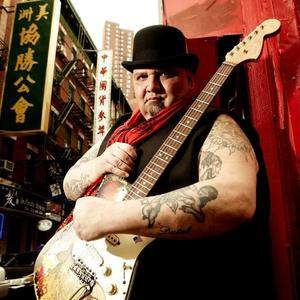 Popa Chubby tour tickets