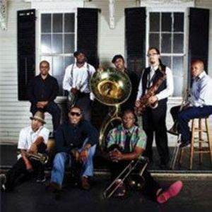 Rebirth Brass Band tour tickets