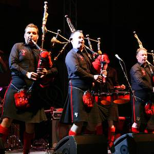 Red Hot Chilli Pipers tour tickets