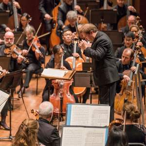 Seattle Symphony tour tickets