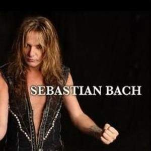 Sebastian Bach tour tickets