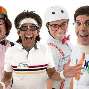 Spazmatics tour tickets