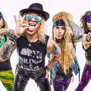 Steel Panther tour tickets