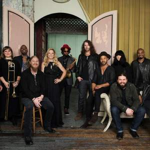 Tedeschi Trucks Band tour tickets