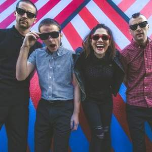 The Interrupters tour tickets