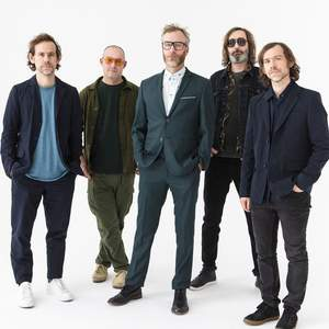 The National tour tickets