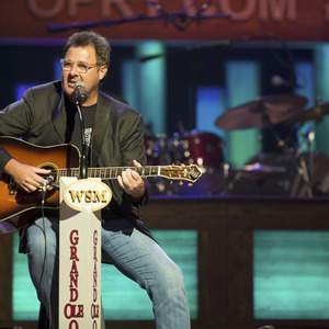 Vince Gill tour tickets