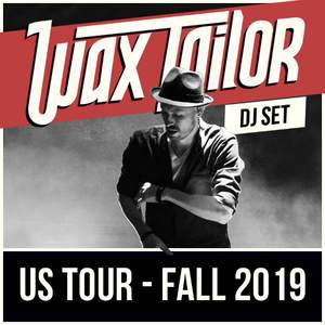 Wax Tailor tour tickets