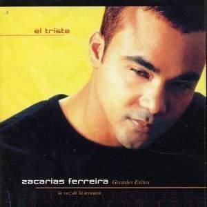 Zacarias Ferreira tour tickets