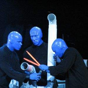 Blue Man Group tour tickets