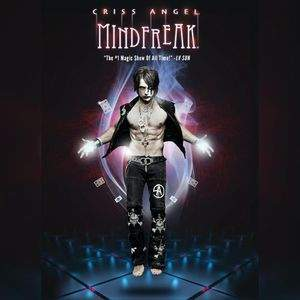 Criss Angel Mindfreak tour tickets