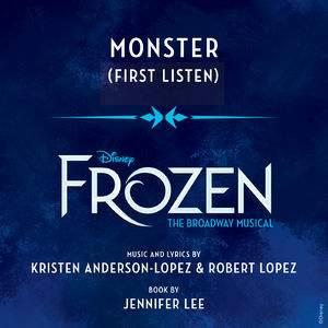 Frozen The Musical tour tickets