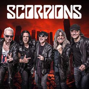 Scorpions tour tickets