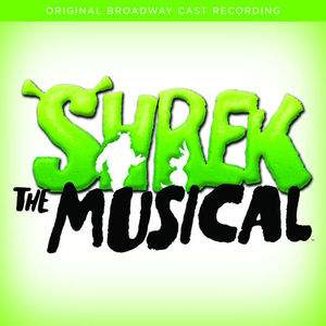 Shrek The Musical tour tickets