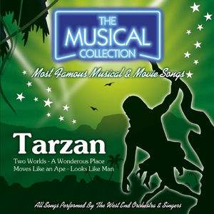 Tarzan The Musical tour tickets