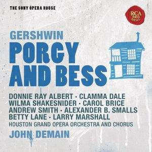 The Gershwins' Porgy and Bess tour tickets