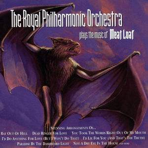BAT - The Music of Meatloaf tour tickets