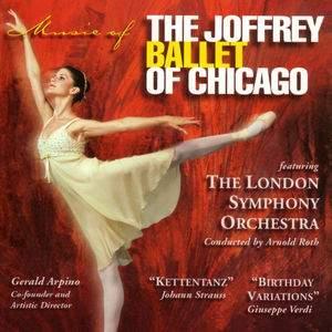 Joffrey Ballet tour tickets
